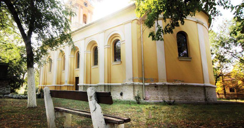 """Biserica Ortodoxă Română din Ecica """"Pogorârea Duhului Sfânt"""""""